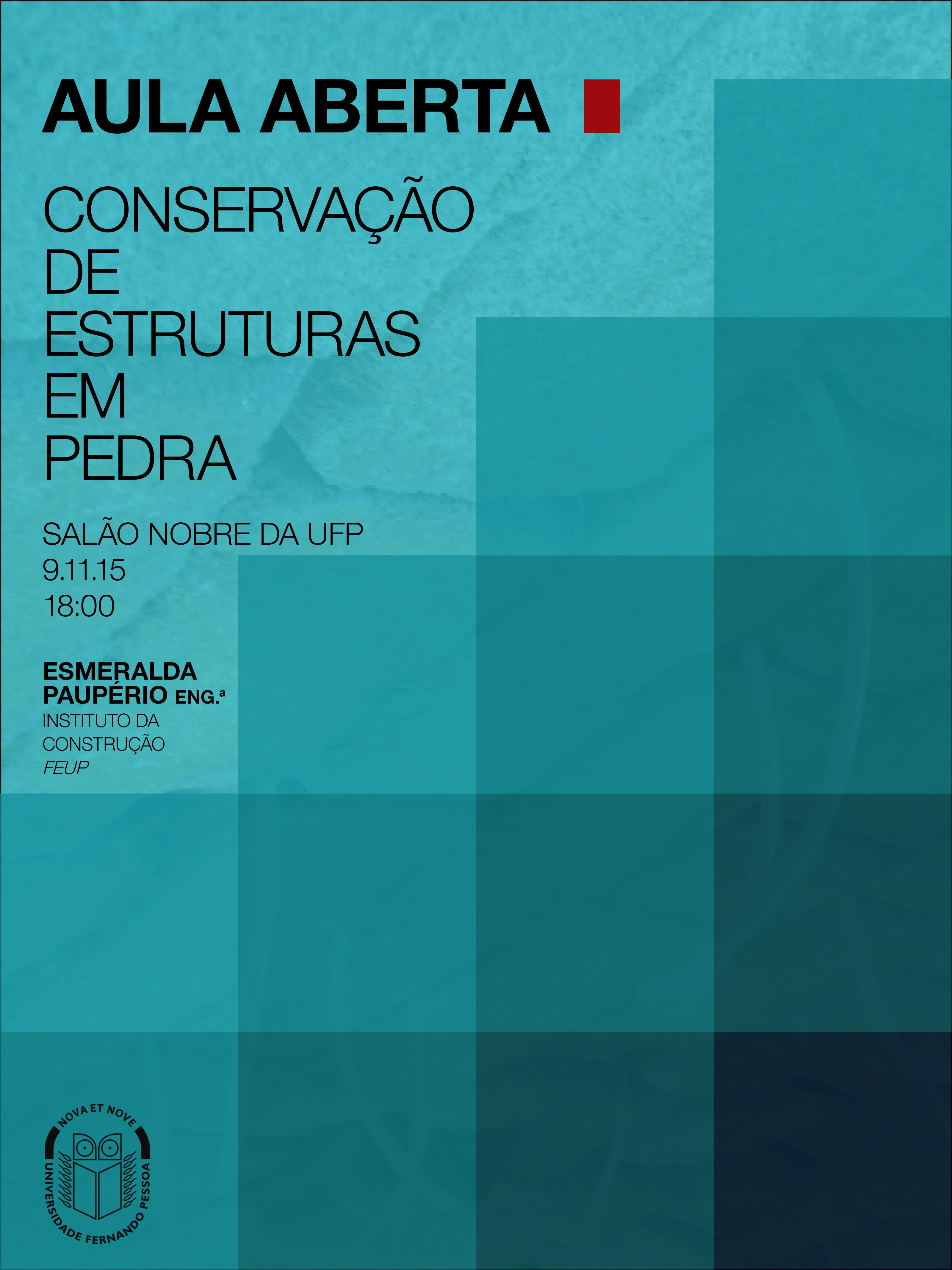 poster conservação