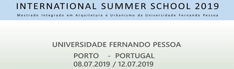INTERNATIONAL SUMMER SCHOOL 2019 - 08.07.2019 / 12.07.2019